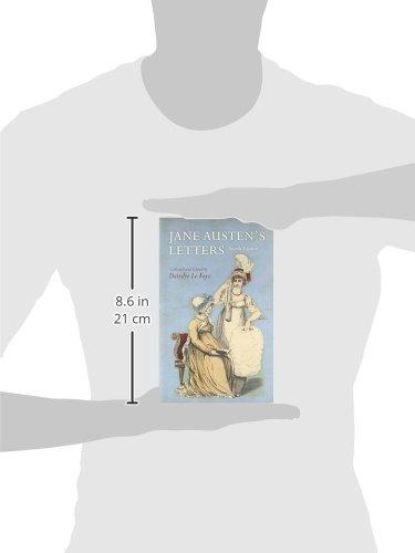 Jane Austens Letters: Amazon.es: Deirdre Le Faye: Libros en ...
