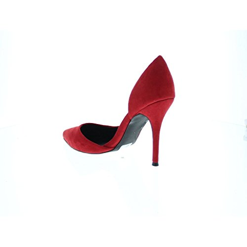 Blink Women's Court Shoes 2.5 Red sukTNWbP
