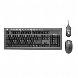Wireless Keyboard & Optical Mouse Combo (Micro Innovations Wireless Optical Mouse)