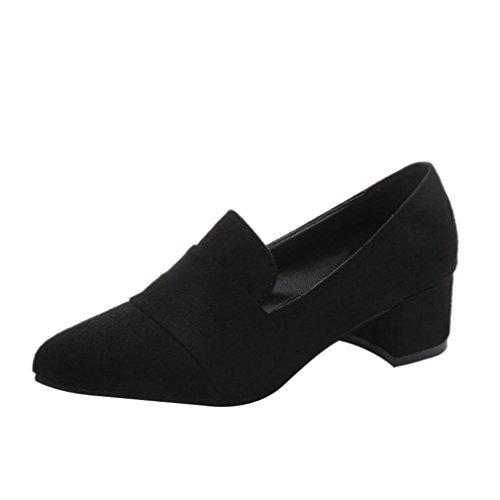 Noir Wuayi Femme Wuayi Sneakers Basses Sneakers UwRx6X