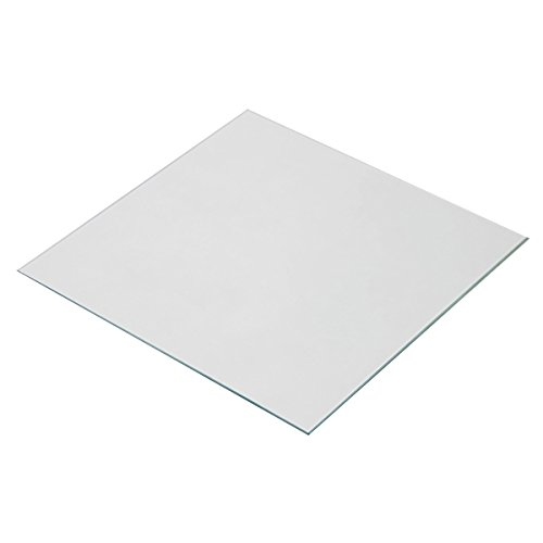 Signstek 3D Printer MK2 MK3 Heated Bed Tempered Borosilicate Glass Plate 213x200x3mm