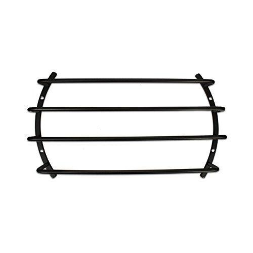 """Goldwood 10"""" Woofer Protection Grille Steel Speaker Bar Grill Black (BAR-10B)"""