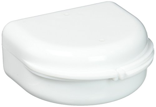 - Pureline Oralcare Dental Retainer Box Tray Denture Mouth Night Guard Case
