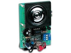 Generator Velleman (Velleman MK113 Siren Sound Generator)