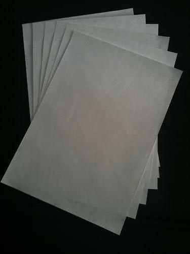 Paquete de 10 hojas de papel Tyvek Tyvek A2 105 g