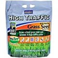 Bonide 60284 High Traffic Grass Seed, 7-Pound