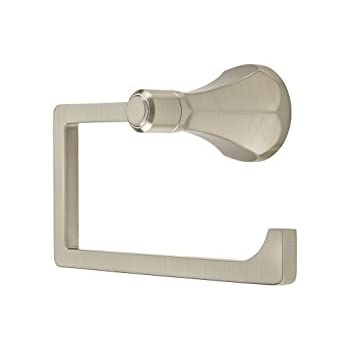 Pfister Arterra Towel Ring, Brushed Nickel - - Amazon.com
