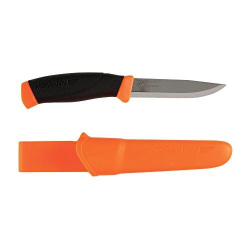 Morakniv-Companion-Serrated-Knife-with-Sandvik-Stainless-Steel-Blade-41-Inch