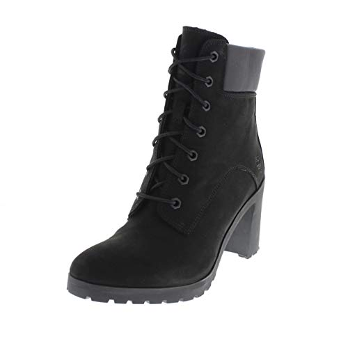 Up 6 Boots Allington Lace inch Nero Timberland High Women's q7EZw44Xx