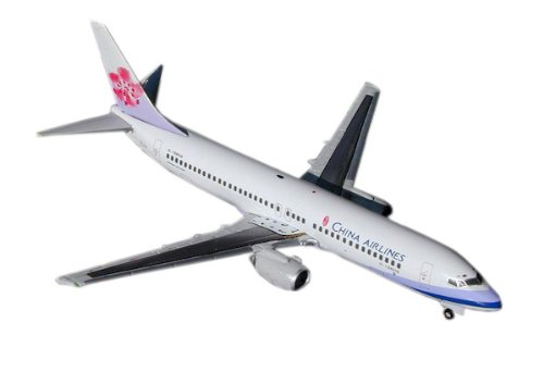 Gemini Jets China Airlines B737-800 1:400 Scale