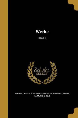 Werke; Band 1 (German Edition) pdf