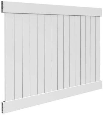 Veranda Linden Vinyl Pro Privacy Fence – Best Vinyl Fence