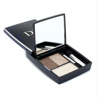 Christian Dior Dior 3 Couleurs Smoky Eye Palette Smoky No.571 Smoky Nude Women Palette, 0.19 Ounce