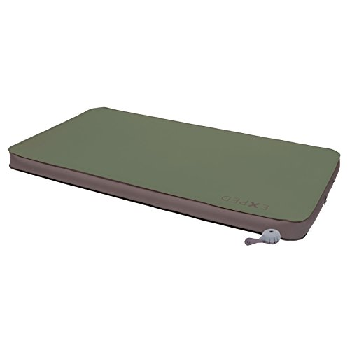 Exped MegaMat Duo 10 Self-Inflating Sleeping Pad, Green, Medium
