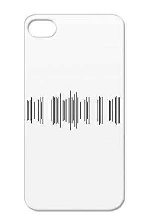 Tpu Black Wave Audio Symbols Lines Stripes Solitude Shapes Engineer