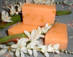 apricot-freesia-handmade-soap-luxurious-beautiful-4-ounce-bar-made-with-love-in-pa-amish-country-