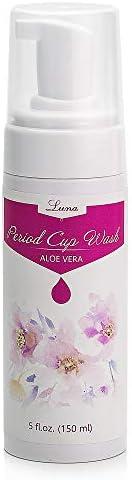 Luna Menstrual Foam Cleanser Odorizes product image