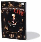 Vinnie Vidivici Live - Stories from Behind the Drum Kit