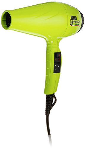 BaBylissPRO Italo Luminoso Dryer, Yellow, 1 (Yellow Bird Dryer)