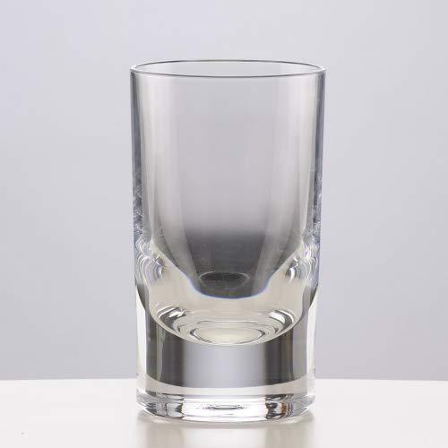 Set 6 Mario Luca Giusti Whiskey Glass Transparent