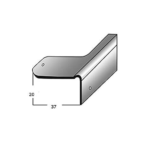 Soportes de reparación para la renovación de la escalera , para escaleras de madera , acero
