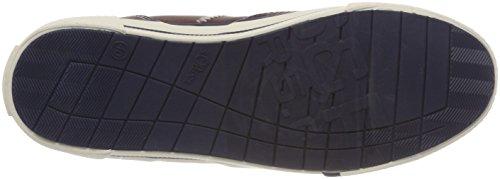 s.Oliver Herren 13602 Sneaker Braun (Mocca)