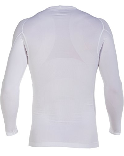 Knap'man Thermo Active shirt white