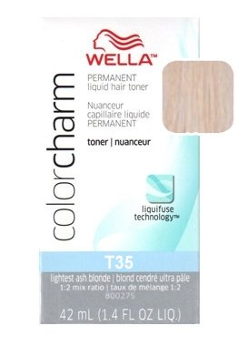 Wella Color Charm Toner - #T35 - Beigh Blonde 42 ml (Pack of 6)