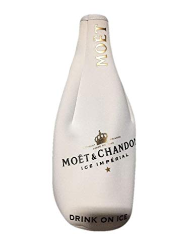 - Moet & Chandon Ice Imperial White Bottle Cover With Zipper