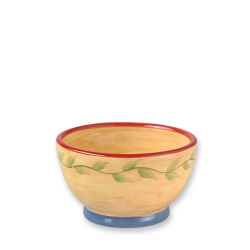 Pfaltzgraff Earthenware Bowls - Pfaltzgraff Napoli Dessert Bowl, 8-Ounce