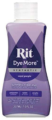Rit DyeMore Advanced Liquid Dye for Polyester, Acrylic, Acetate, Nylon and More -