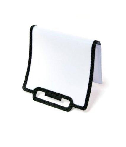 Polaroid Universal Soft Screen Flash Diffuser For The Olympus Evolt PEN E-P3, PEN E-P2, E-PL1, E-PL2, PEN E-PL3, E-PL5, E-PM1, E-PM2, GX1, OM-D E-M5, E-M1, E-M10, E-P5, E-30, E-300, E-330, E-410, E-420, E-450, E-500, E-510, E-520, E-600, E-620, E-1, E-3, E-5 Digital SLR Cameras