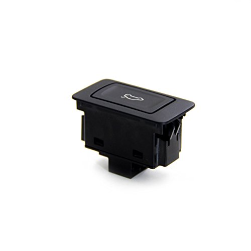 Rear Lid Tailgate Electric Trunk Release Switch Button For Audi A6L A7 A8L Q5 (Electric Trunk)