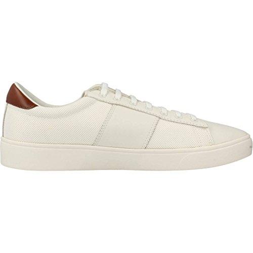 Calzado deportivo para hombre, color Blanco , marca FRED PERRY, modelo Calzado Deportivo Para Hombre FRED PERRY SPENCER MESH Blanco Blanc