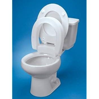 Amazon Com Maddak 34723500 Toilet Seat Tall Ette Standard