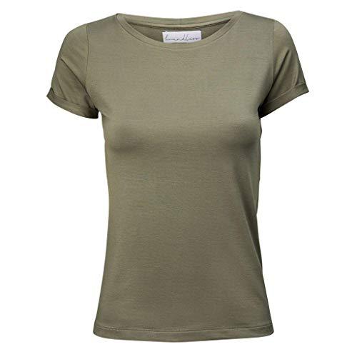Tshirt Gola C Modal Verde Militar
