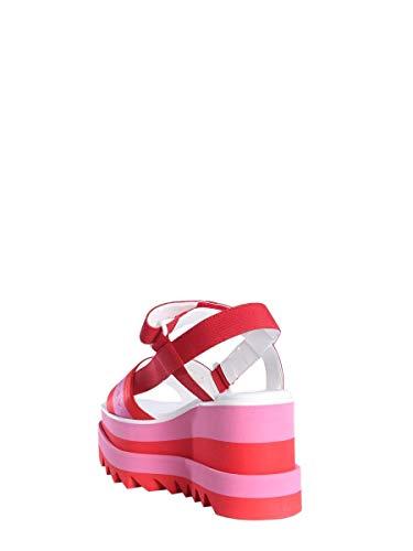 Fuchsia Stella Sandales Caoutchouc Femme 501757w09b16581 Mccartney gqt8R