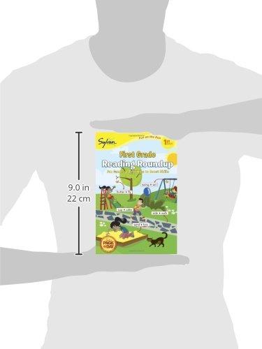 Amazon.com: First Grade Reading Roundup (Sylvan Fun on the Run ...