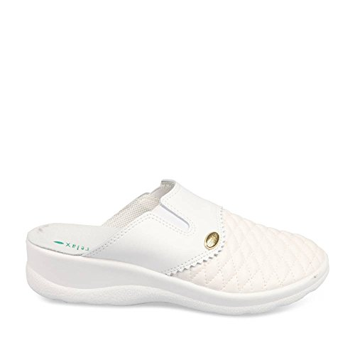 Chinelas y zuecos BLANCO GREEN RELAX