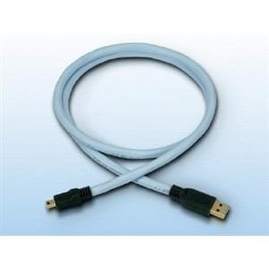 [Saeku] USB cable (1.0m) SUPRA USB2.0 MINIB 1.0