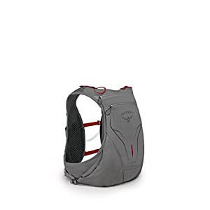 Osprey Packs Osprey Duro 1.5 Hydration Pack, Silver Squall, M/l, Medium/Large