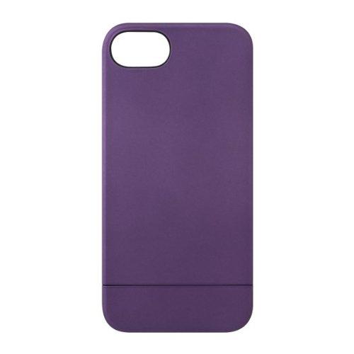 Metallic Slider Case - Incase CL69042 Metallic Slider Case for iPhone 5 - Dark Mauve