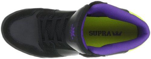 Noir Baskets adulte VAIDER mixte Schwarz mode S28133 Supra qdFXwxYX