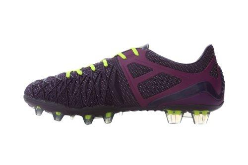 Umbro Ux 1 Concept Hg Q2 - Botas de Fútbol de material sintético hombre Morado - Violet (Crc Mure/Jaune Neon/Violet)