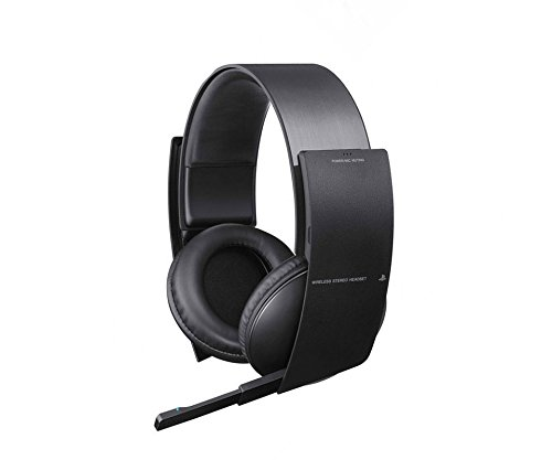 Playstation Wireless Stereo Headset (Certified Refurbished)