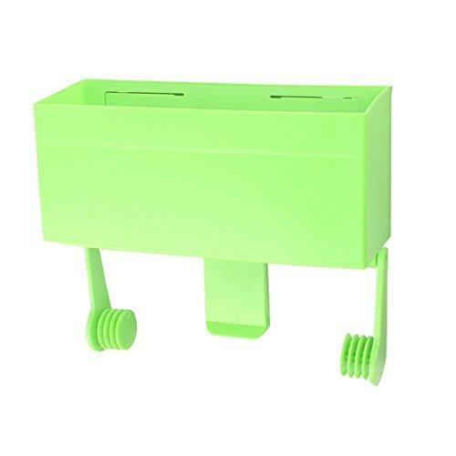 DealMux Plastic Household Refrigerator Fresh Food Wrap Film Roll Bag Holder Storage Case (Roll Film Holder)