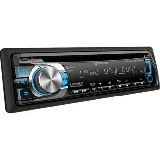 Kenwood KDC352U In Dash Am/fm/cd/mp3/wma/usb Rec - Rec Cd
