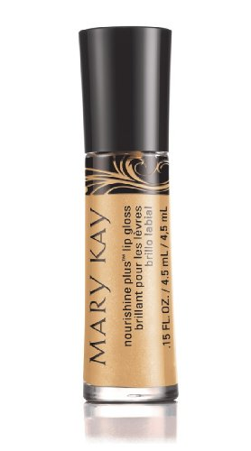 Mary Kay Nourishine Plus Lip Gloss Cream and Sugar