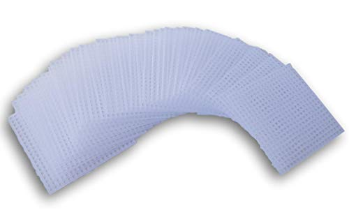Craft Supply Plastic Canvas Square Set – 3 Inch – 30pc