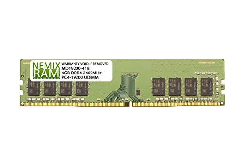 SNPGTWW1C/4G A9321910 4GB for DELL Precision T3420 by Nemix Ram